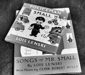 mr small books