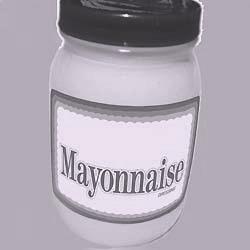 mayo-jar
